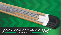 i-Shaft Low-Deflection Best Pool Cue Shaft Technology