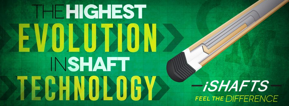i-Shaft High Performance Shafts