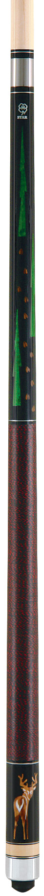 s34 Star Pool Cue by McDermott