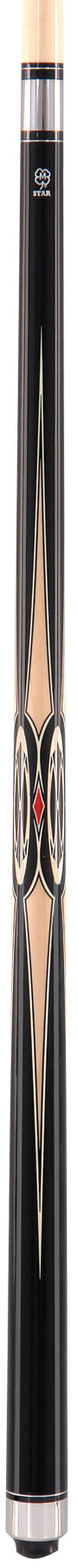 s4 Star Pool Cue by McDermott