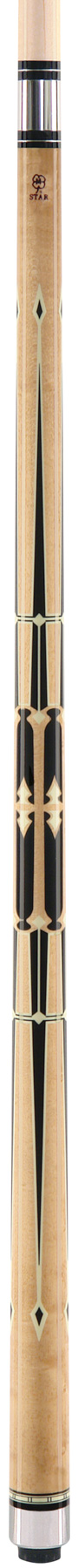 s63 Star Pool Cue by McDermott